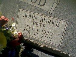John Burke Pete Yearwood