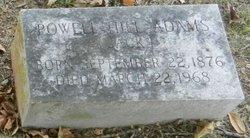 Powell Hill Jack Adams