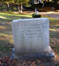 Raymond John Gatchell
