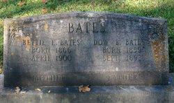 Dow B. Bates