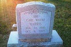 Carl Wayne Harris