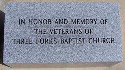 Three Forks Baptist Church Cemetery