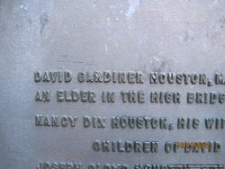 Dr David Gardiner Houston