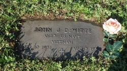 John J DeWitte