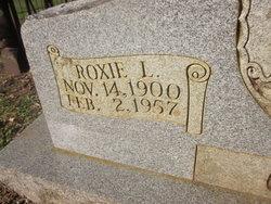 Roxie L Goff