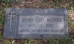 Henry Earl Bridges