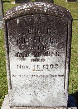 John C Kilpatrick