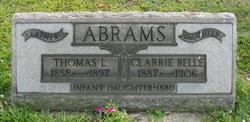 Clarrie Belle Abrams