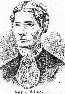 Anna Eliza <i>Burgess</i> Fisk