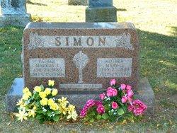 Mary Josephine <i>Voegeli</i> Simon