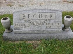 Edith Catharine <i>Graber</i> Becher