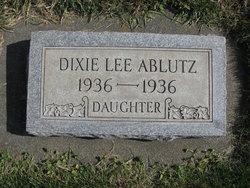 Dixie Lee Ablutz
