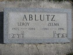 LeRoy Roy Ablutz