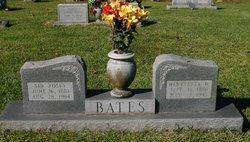 Sidney Posey Sid Bates