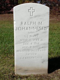 Ralph M Johannesen