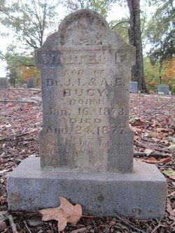 Walter F Bucy
