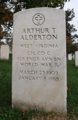 Arthur Thomas Alderton