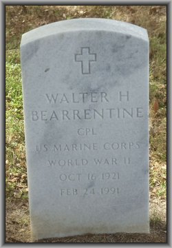 Walter Horace Bearrentine
