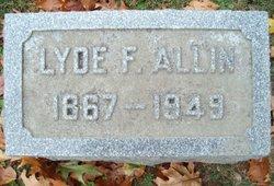 Lydia Pearl <i>Finnell</i> Allin