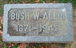 Bushrod Warren Allin