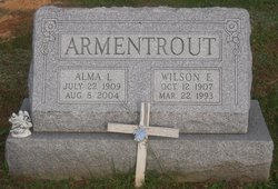 Alma L. <i>Donnell</i> Armentrout