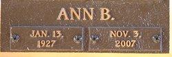 Ann Ellen <i>Broster</i> LaCaze