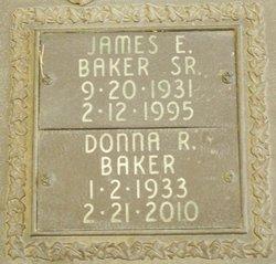 Donna R <i>Ellis</i> Baker