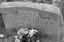 Richard W Kitchen