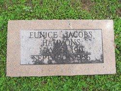 Eunice <i>Jacobs</i> Hammons