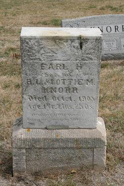 Earl H Knorr