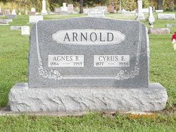 Cyrus Edwin Arnold