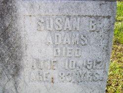 Susan B Adams