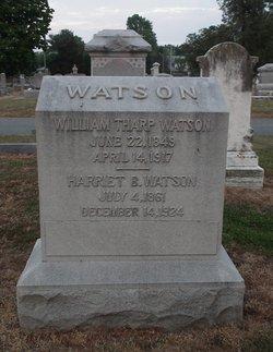 William Tharp Watson