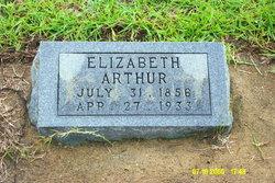 Elizabeth B. <i>Goodwin</i> Arthur