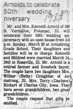 Mildred O. <i>Denison</i> Arnold