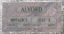 Ronald Everett Alvord