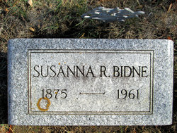 Susanna <i>Ringham</i> Bidne