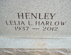 Lelia Lou <i>Harlow</i> Henley