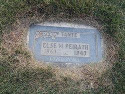 Else Marie Tante <i>Peirath</i> Peirath