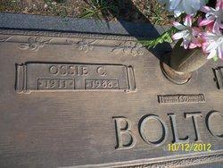 Ossie Clino Bolton