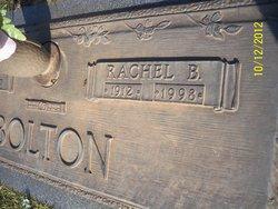 Rachel Rebecca <i>Britton</i> Bolton