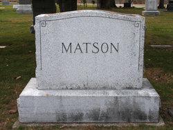 Wallace Almon Matson