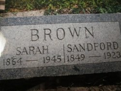 Sandford Kelsey Brown