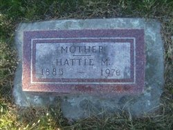 Hattie May <i>Gilbert</i> Crary