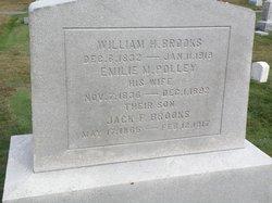 Emilie M <i>Polley</i> Brooks