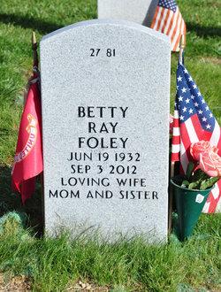 Betty Ray Foley