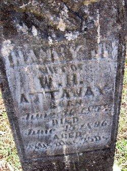 Nancy Jane <i>Jones</i> Attaway