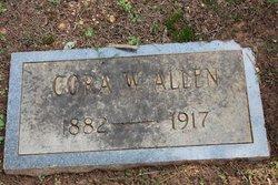 Cora Percy <i>Waugh</i> Allen