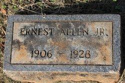 Ernest Allen, Jr