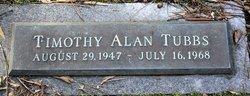 Timothy Alan Tubbs